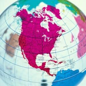 Transparent globe