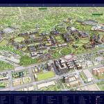 Homewood Campus Map